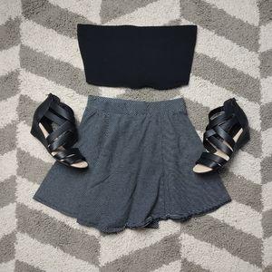 Black Bandeau H&M